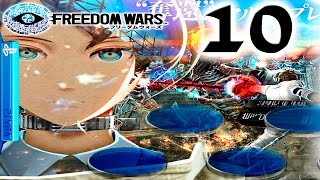 Freedom Wars English Gameplay Part 10 - Walkthrough Playthrough Let's Play - No Commentary