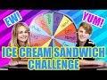 Download Weird Ice Cream Sandwich Challenge (MattyBRaps vs Ivey) in Mp3, Mp4 and 3GP