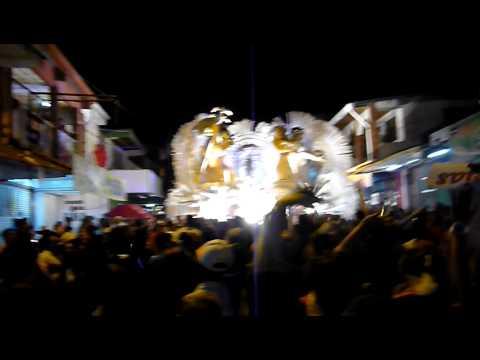 Calle Abajo Las Tablas 2011 - Lunes Carnaval
