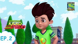 सनसिटी पर हमला | Adventures of Kicko & Super Speedo | Moral stories for kids in Hindi | Kids videos