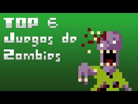 Top 6 Juegos De Zombies Pixelados Pocos Requisitos + Links