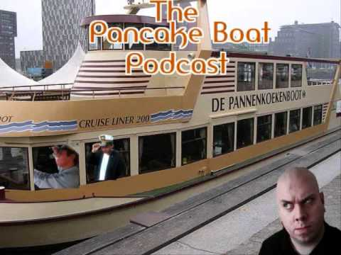 The Pancake Boat Podcast Episode 46 (6-5-12)