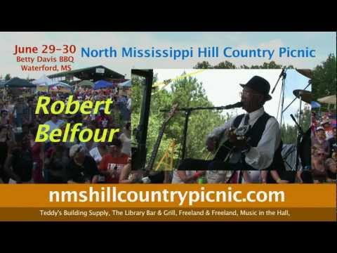 North Mississippi Hill Country Picnic 2012 Promo