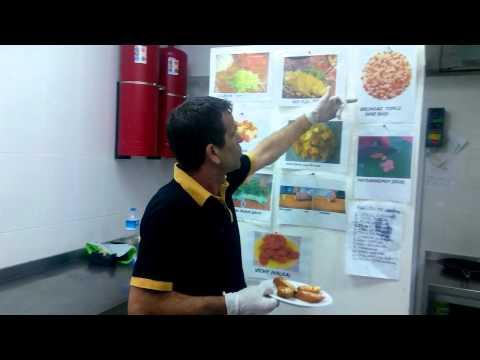 Chef Birol'dan doğrama şekilleri ders 1
