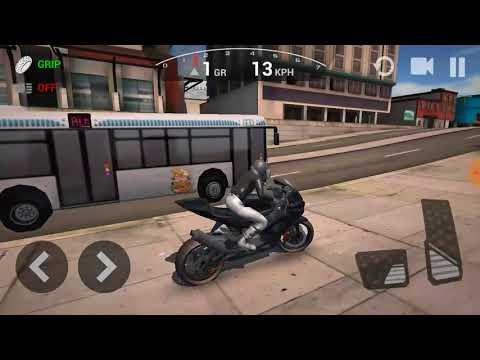 Game mirip Gta 5 Driving Motorcycle simulator