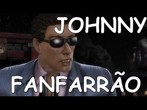 Mortal Kombat - MORTAL KOMBAT 9 - MODO HISTRIA PARTE 1 - JOHNNY CAGE FANFARRO