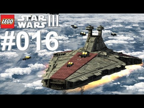 Let's Play LEGO Star Wars 3 The Clone Wars #016 Die Bruchlandung [Together] [Deutsch]