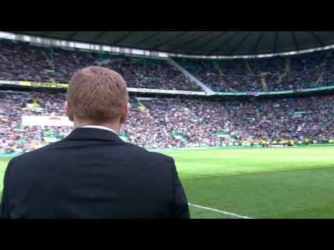 Neil Lennon Addresses Celtic Fans After Title Win, 21/04/2013