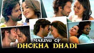 download lagu Dhokha Dhadi Making Of The Song  R...rajkumar  gratis