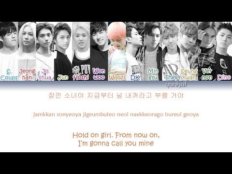 SEVENTEEN - Mansae (만세) (Color Coded Han|Rom|Eng Lyrics)