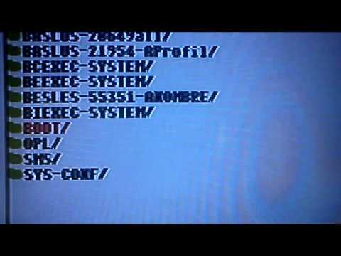 Como Instalar Aplicasiones Al Free Mc Boot De Ps2