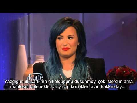 Demi Lovato Soruları Cevaplıyor (Türkçe Altyazılı)
