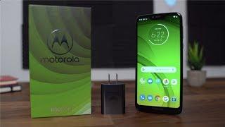 Motorola Moto G7 Power Unboxing!