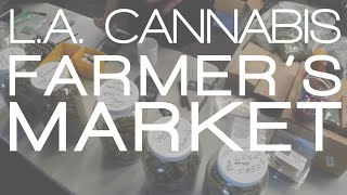 Copy of Medical Marijuana Cannabis Farmer's Market in Los Angeles: Perception-Travel