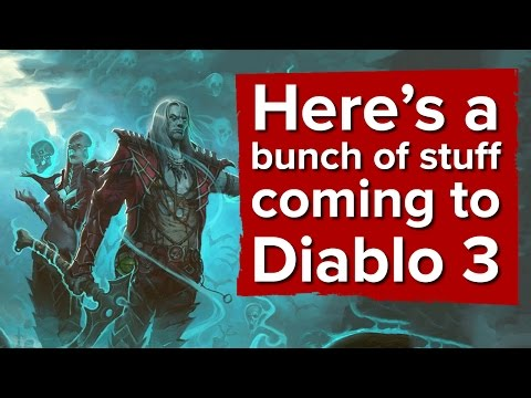 Diablo 3 is getting a new Challenge Rift mode (plus other things!) - Blizzcon 2016 Interview