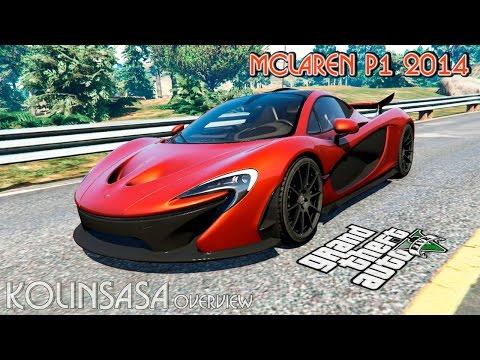McLaren P1 2014 v1.2
