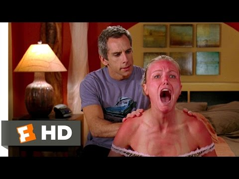 The Heartbreak Kid (6/9) Movie CLIP - Savage Sunburn (2007) HD