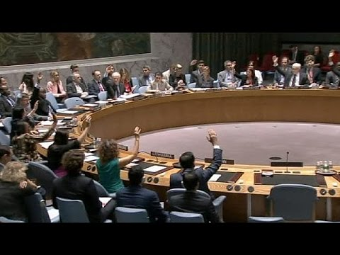 UN resolution imposes sanctions on militants in Iraq and Syria