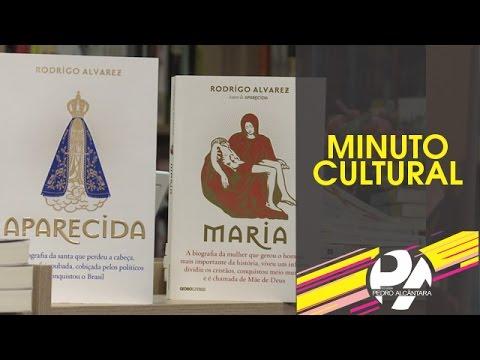 Minuto Cultural Livraria Nobel - Aparecida e Maria