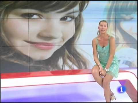 Anne Igartiburu - micro vestido cyan