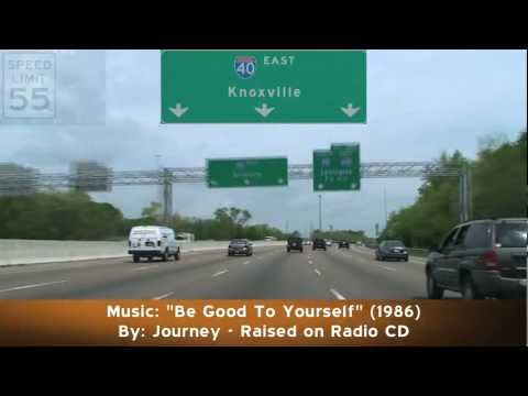 I-40 East: Knoxville, Tennessee