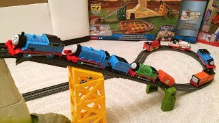 Thomas and Friends Bahasa Indonesian Version - Kereta Api Mainan - Tomas el Tren en Español