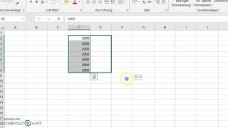Excel: Die verschiedenen Maus-Cursor