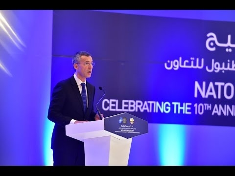 NATO Secretary General - 10th Anniversary Istanbul Cooperation Initiative, 11 DEC 2014
