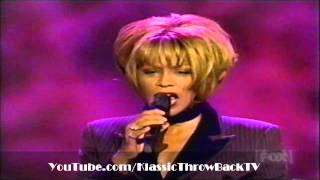 "Whitney Houston, Faith Evans & Kelly Price - ""Heartbreak Hotel"" Live (1998)"
