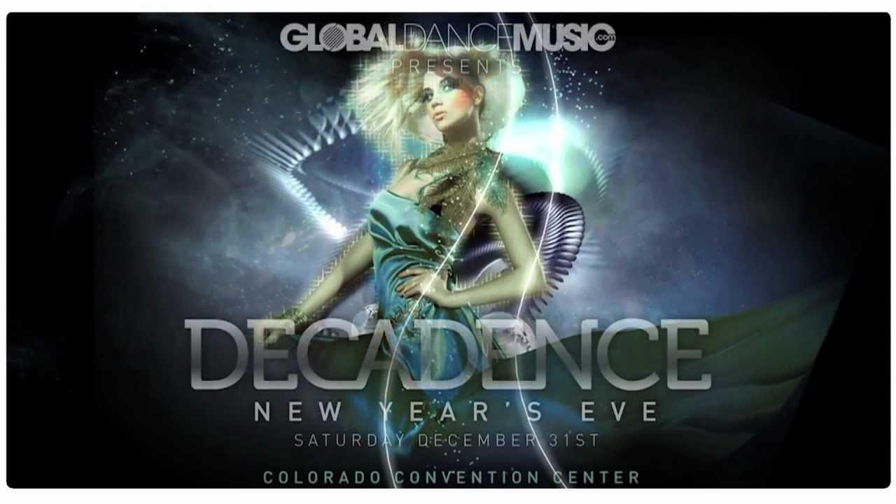 Decadence Nye 2011 2012 The