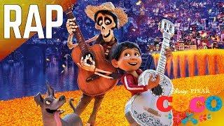 Rap de COCO EN ESPAÑOL (DISNEY PIXAR) || Frikirap || CriCri :D ft. Maryan MG