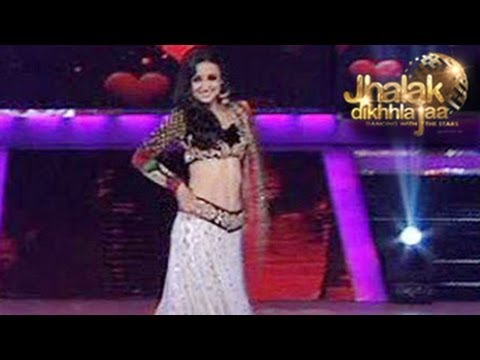 Sanaya Irani New Contestant Of Jhalak Dikhla Jaa Season 7 -- Don't Miss It !! video
