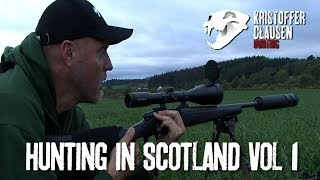 Hunting in Scotland vol 1 by Kristoffer Clausen