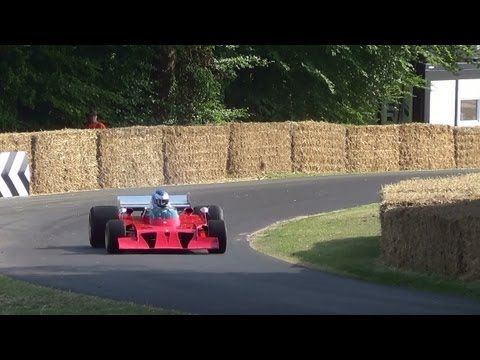 GOODWOOD Festival Of Speed 2013 Sounds