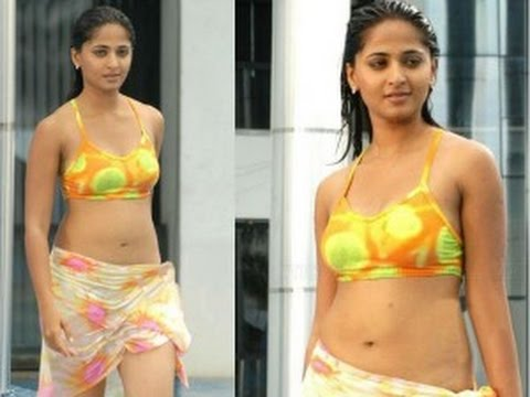 South Indian Actress In Bikini video