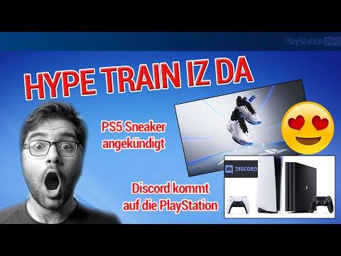PS5 Sneaker kommt - Discord kommt - PS Plus - PS5 kaufen 😍