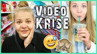 YOUTUBE VIDEO KRISEN & Sinnlose Experimente
