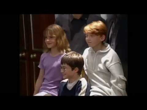 'Growing Up With Harry Potter' - Creating The World of Harry Potter (First Look)