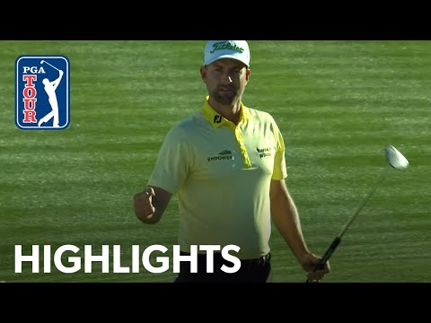 Webb Simpson's winning highlights from Waste Management Phoenix Open 2020