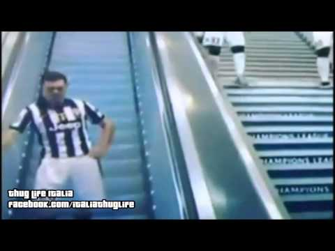THUG LIFE Stephan Lichtsteiner - Juventus Barcellona Champions League final 2015