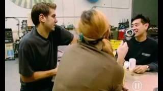 Mythbusters-Wie Man Feuer Ohne Streichhölzer Macht