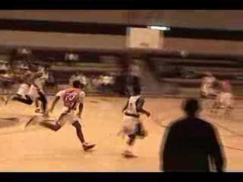 DeMarcus Cousins - Birmingham Storm Video