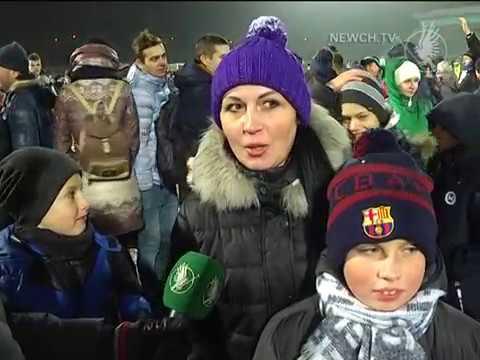 Матч Десна –Динамо| Телеканал Новий Чернігів