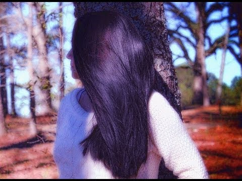 NO SHAMPOO-HUGE EXPERIMENT!!!-All Natural Hair Wash