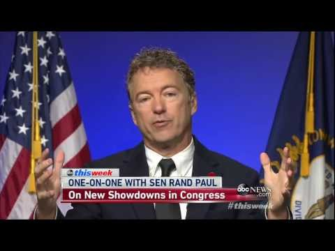Rand Paul Backs Snowden, Bashes Clapper - 01/05/2014