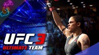✅ МИНИ-ТУРНИР В СМЕШАННОЙ ВЕСОВОЙ И ULTIMATE TEAM | EA SPORTS UFC 3 ULTIMATE TEAM / RANKED
