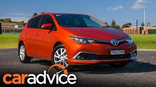 2017 Toyota Corolla Ascent Sport review   CarAdvice