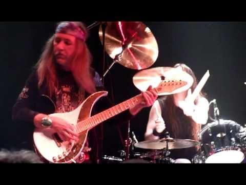 ULI JON ROTH - Polar Nights - live @ Splendid LILLE (Fr) 31 mars 2011