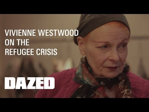 Vivienne Westwood in conversation with Lily Cole