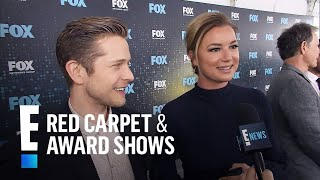 Emily VanCamp Shows Off Her Engagement Ring | E! Live from the Red Carpet